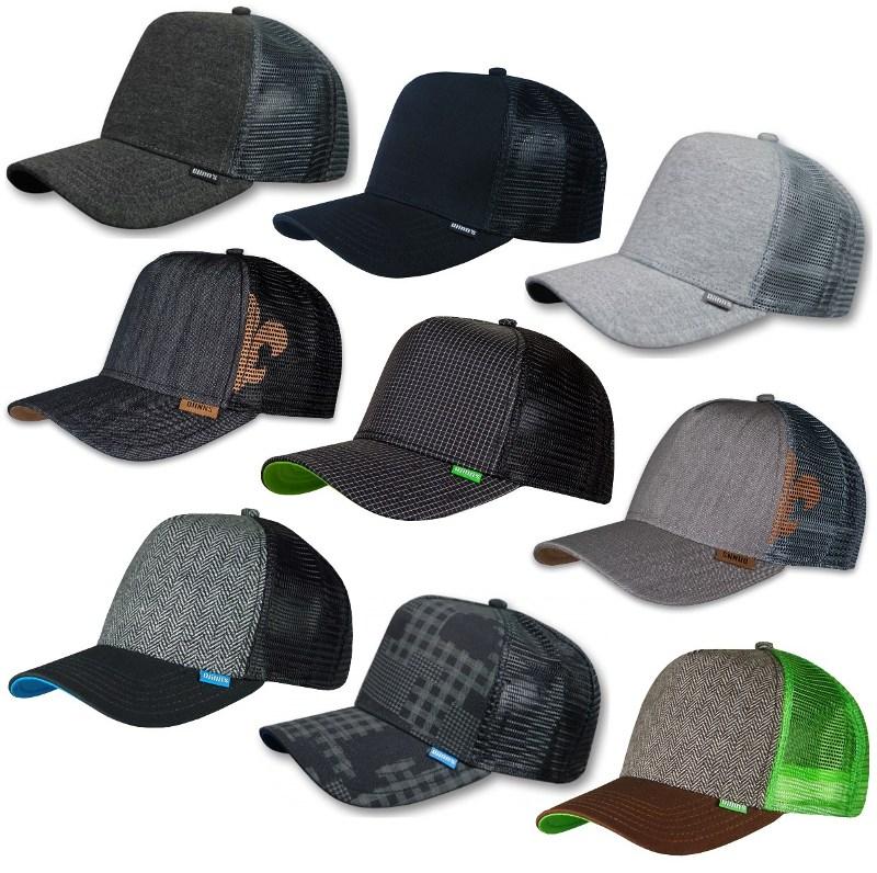 Djinns HFT Trucker Cap New High Fitted Mesh Caps Snapback Cap ...