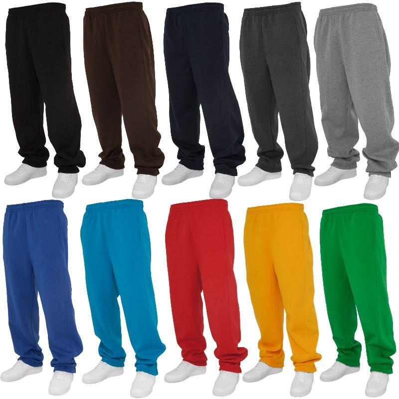 Urban Classics Herren Jogginghose Sweatpants TB014B Urban Fit 1//2 neu