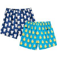 Lousy Livin Boxershorts Lousy 2Pack Toast & Zitrone...