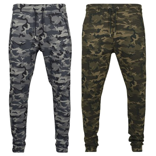Urban Classics Interlock Camo Pants