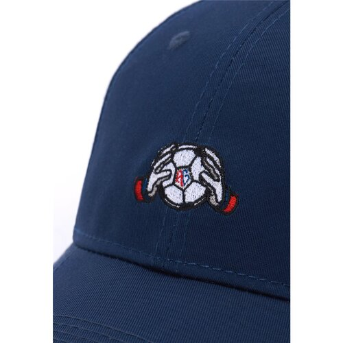 Hands of Gold HOG Keeper Curved Cap navy/white one size
