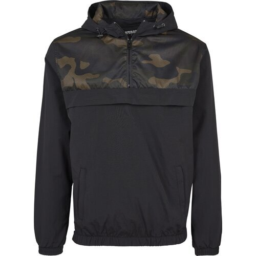 Urban Classics 2-Tone Camo Pull Over Jacket