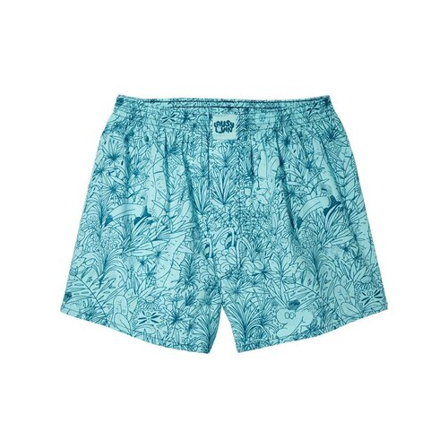 Lousy Livin Boxershorts Tropical Beach Glass
