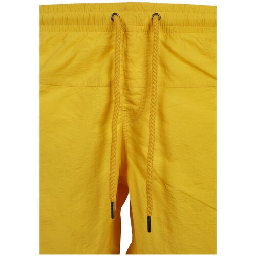 Urban Classics Block Swim Shorts chrome yellow XXL
