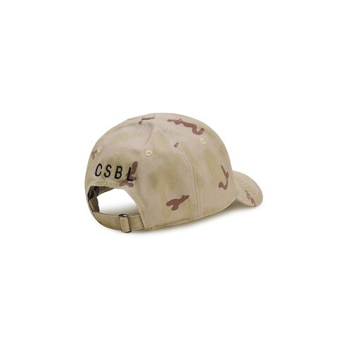 Cayler & Sons CSBL Rebel Youth Curved Cap desert camo/black