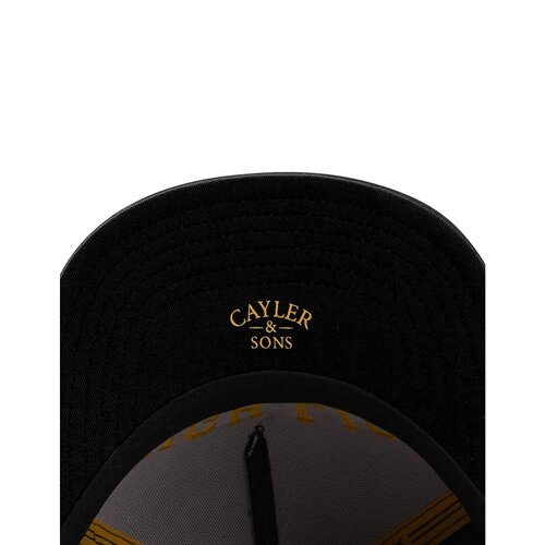 Cayler & Sons C&S WL Lifted Cap black/yellow