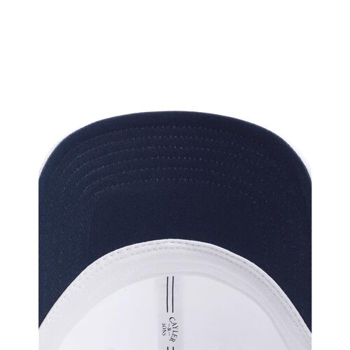 Cayler & Sons C&S WL Stay Down Curved Cap white/navy