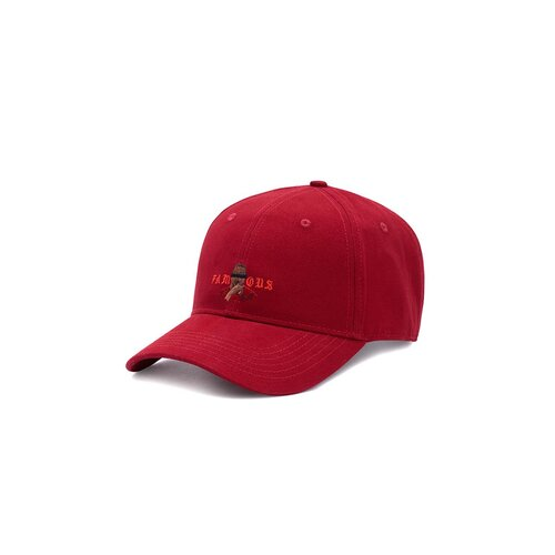 Cayler & Sons C&S WL Drop Out Curved Cap red/orange