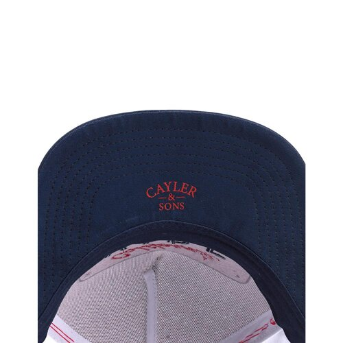 Cayler & Sons C&S WL Plated Cap white/navy