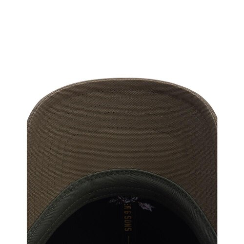 Cayler & Sons C&S CL Rosewood Curved Cap olive/mc