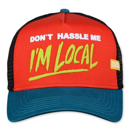 Coastal HFT HASSLE ME Cap red