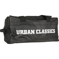 Urban Classics Traveller Bag black one size