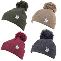 Djinns Removable Bubble Beanie Basic Melange
