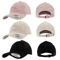Yupoong Low Profile Velours Cap