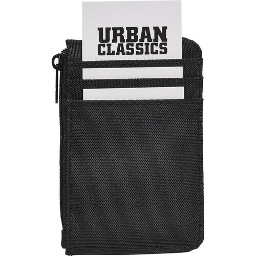 Urban Classics Card Wallet black one size