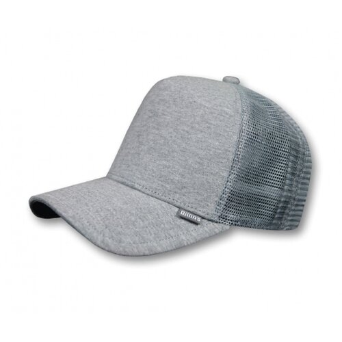Djinns Trucker Cap HFT Cut & Sew heather grey