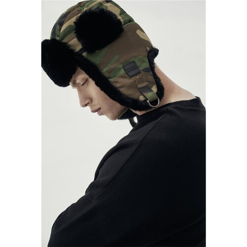 Urban Classics Printed Trapper Hat
