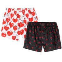 Lousy Livin Boxershorts Rose & Valentines M