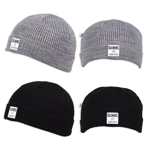 Djinns Short Beanie Soft Knit