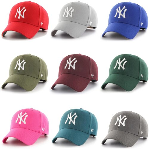 47 Brand MLB New York Yankees 47 MVP Snapback Cap