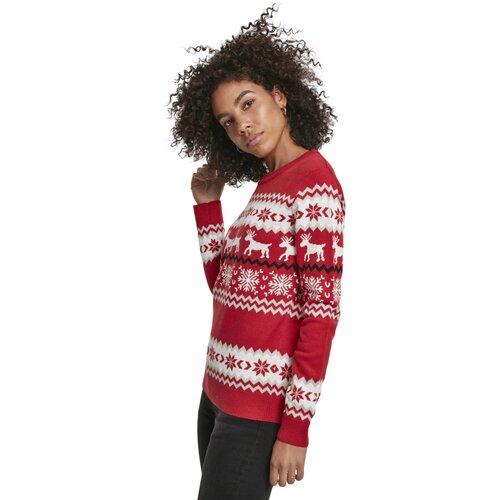 Urban Classics Ladies Norwegian Christmas Sweater, 38,89 €