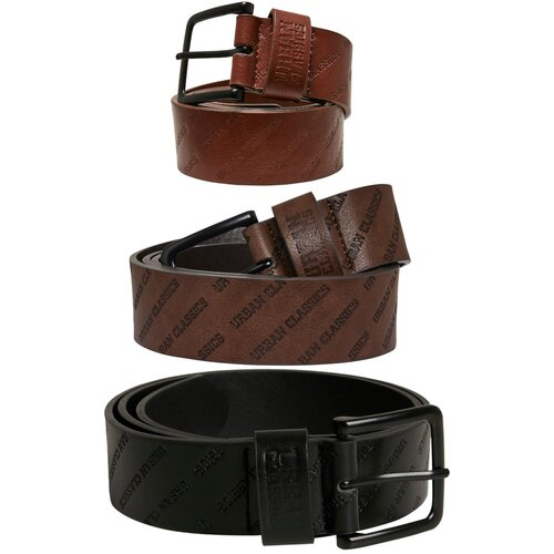 Urban Classics Allover Logo Belt