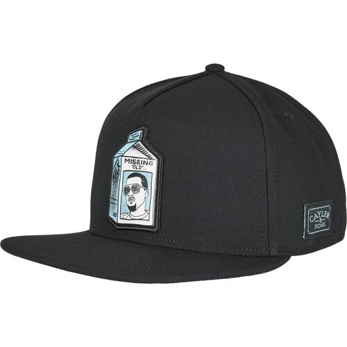 Cayler & Sons C&S WL Missing Snapback black/mc one size