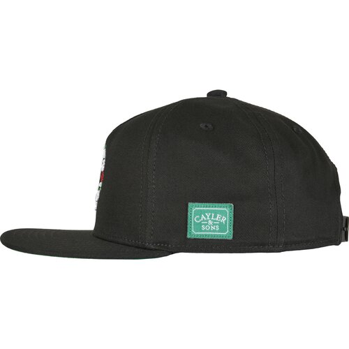 Cayler & Sons C&S WL Proses Snapback black/mc one size