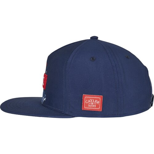 Cayler & Sons C&S WL Retro Trust Snapback navy/mc one size