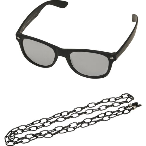 Urban Classics Sunglasses Likoma Mirror With Chain