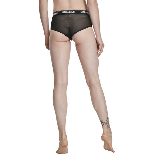 Urban Classics Ladies Tech Mesh Logo Panty