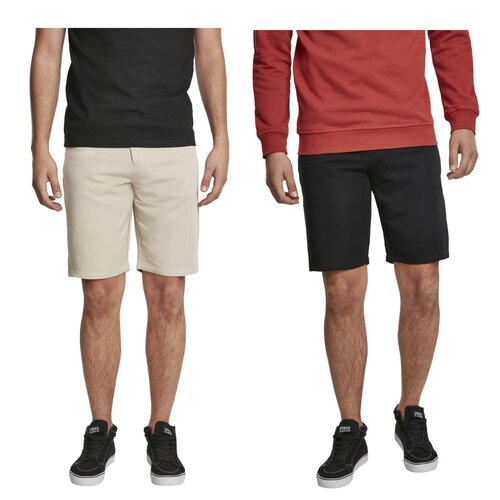 Urban Classics Viscose Twill Shorts