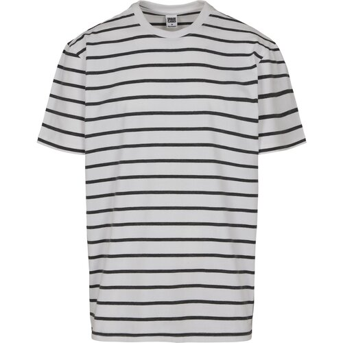 Urban Classics Basic Stripe Oversized Tee