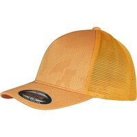 Flexfit Jaquard Camo Cap orange L/XL