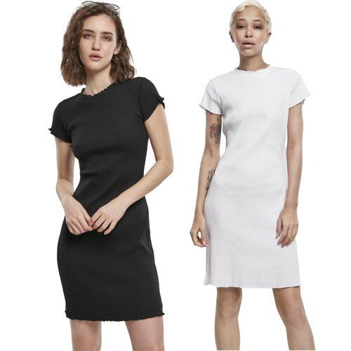 Urban Classics Ladies Rib Tee Dress