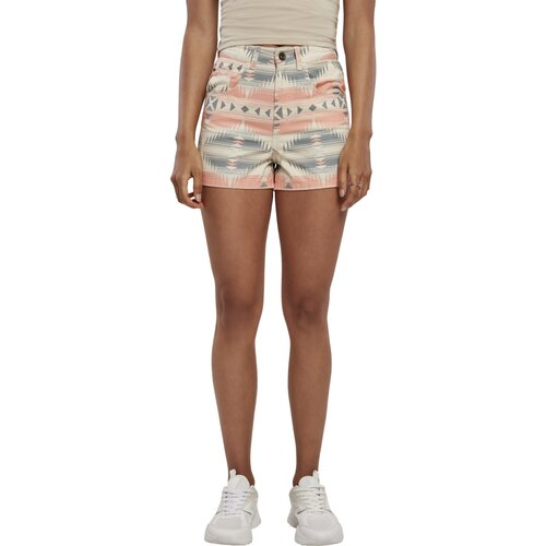 Urban Classics Ladies Inka Highwaist Shorts