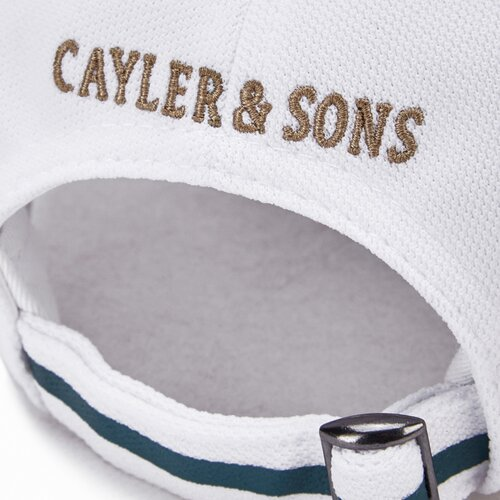 Cayler & Sons C&S WL Anchored Curved Cap white/mc